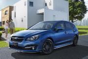 Une deuxième hybride pour Subaru