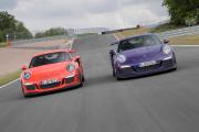 Porsche 911 GT3 RS: tour de manège