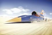 Bloodhound SSC: missile supersonique sur quatre roues