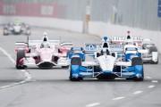 1reséance à Toronto: Montoya inscrit le meilleur chrono