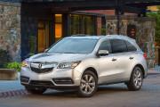 Acura MDX: le triomphe de l'homogénéité