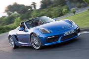 Porsche Boxster Spyder: il en manquait une