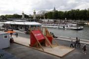 À Paris, la nouvelle vie touristique et festive des berges de Seine