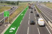Une autoroute électrique pour rouler sans limite