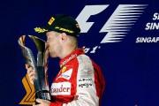 Grand Prix de Singapour: Sebastian Vettel l'emporte