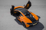 McLaren 570S: l'autre dimension