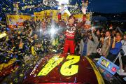 Passionnante fin de chasse en NASCAR