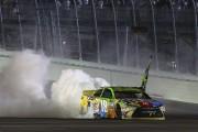 Kyle Busch remporte le championnat de la Coupe Sprint