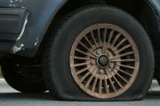 Ramenez le pneu de secours!