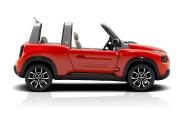 Citroën lance l'E-Méhari électrique