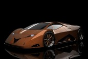 Splinter:l'auto exotique en bois