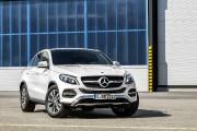 Mercedes-Benz GLE Coupé: chassé-croisé