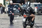 L'interdiction des scooters polluants soulève les passions à Gênes