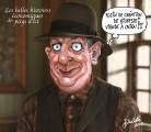 Caricatures de Jean Isabelle (février)