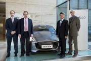 Aston Martin s'allie à un groupe chinois pour une voiture électrique