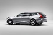 Volvo poursuit son retour chez les familiales