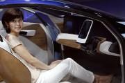 Internet au volant: les constructeurs misent sur des voitures ultra-connectées