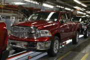 Chrysler se détourne des berlines, investira surtout dans les « camions »