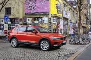 Essai du Volkswagen Tiguan 2018