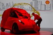 Voiture-concept Shell : elle pourrait révolutionner la fabrication automobile