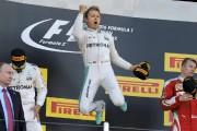 GP de Russie: nouvelle victoire de Nico Rosberg
