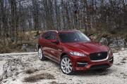 Banc d'essai Jaguar F-Pace 2017: un VUS très attendu