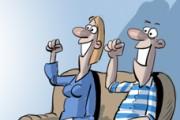 Le mois de mai en caricatures