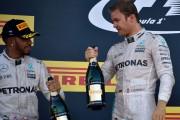 Mercedes aux fans : Rosberg n'est pas notre chouchou
