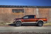 Banc d'essai Nissan Titan XD: l'entre-deux