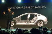 Tesla: ledesign du Model 3 pas encore finalisé