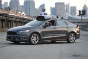 Uber teste une auto sans conducteur
