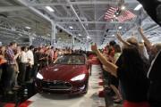 Les Travailleurs unis de l'auto veulent syndiquer Tesla