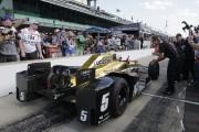 500 milles d'Indianapolis: le Canadien James Hinchcliffe décroche la pole