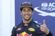 Daniel Ricciardo en pole à Monaco
