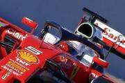 F1: le concept du halo pour protéger les pilotes retesté en juin