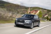 Banc d'essai Audi SQ7 2017: quandle diesel cherche à racheter une conduite