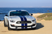 Ford Mustang Shelby GT350: un magnifique hommage