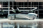 Rolls-Royce Vision 100: plein la vue!