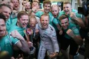GP d'Autriche: Rosberg hyper-caféïné avant la course sur le circuit Red Bull