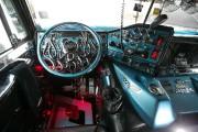 Vie de routiers : le camion personnalisé d'André Bellemare