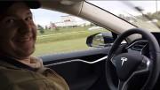 Le propriétaire de la Tesla tué en mode Autopilote regardait un film de Harry Potter, dit un témoin.