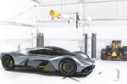 Une fusée routière signée Aston Martin et Red Bull
