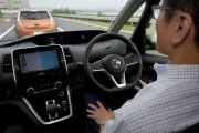 Nissan lance une Serena autonome