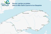 La Gaspésie sera électrique