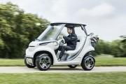 Voiture de golf Mercedes: surtout, ne l'appelez pas voiturette