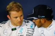 GP de Hongrie : Rosberg et Hamilton veulent absolument s'éviter