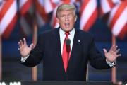 Trump: la loi, l'ordre et la peur au coeur de son discours