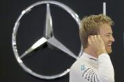 Nico Rosberg signe une prolongation de contrat avec Mercedes-AMG