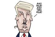 Les caricatures de Bado, juillet 2016