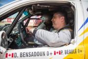 Bensadoun et Beaulé meilleurs que Peterhansel, 12<sup>es</sup>sur la Route de la soie